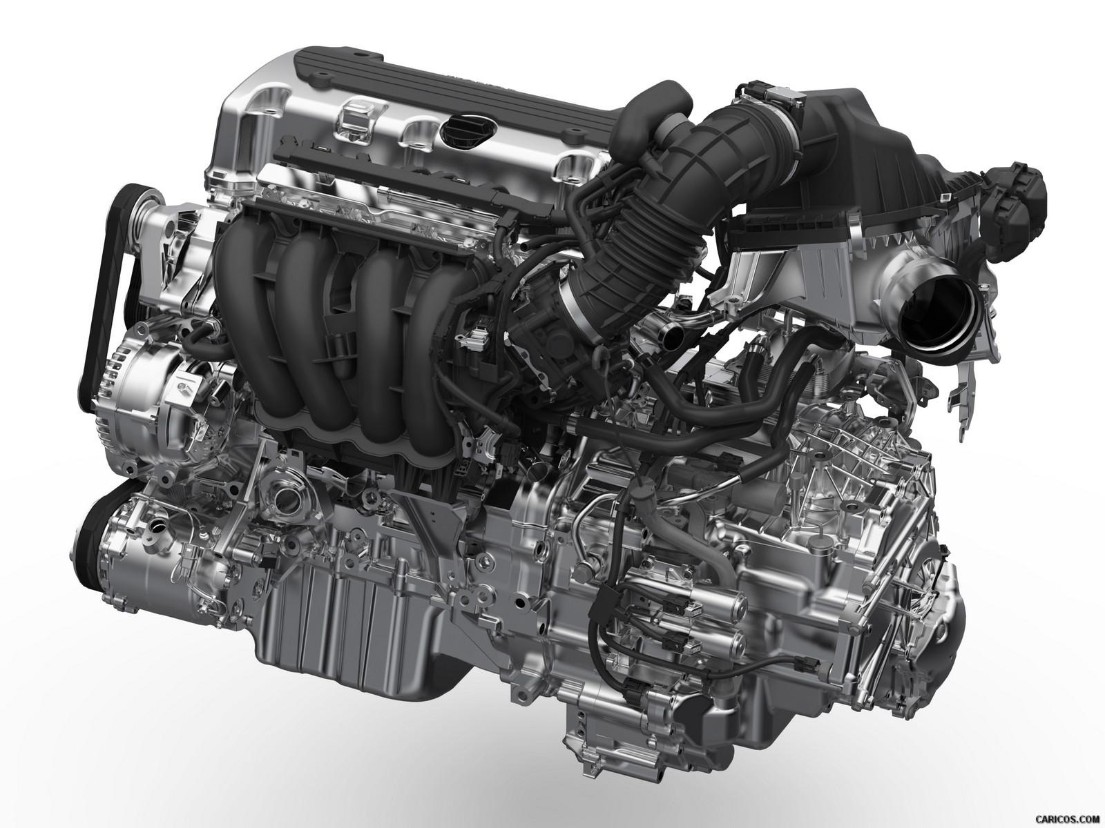 Ремонт двигателя автомобиля Honda CR-V