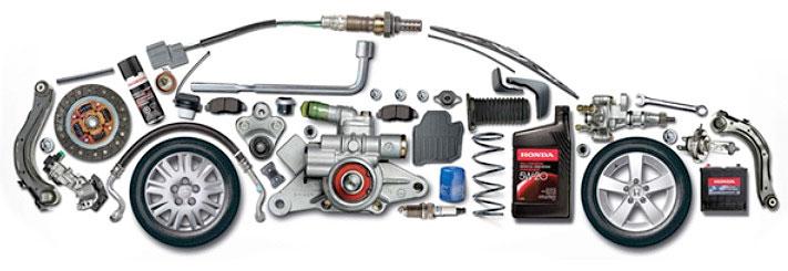 Запчасти для ремонта автомобилей Хонда и Акура от проверенных поставщиков по выгодным ценам