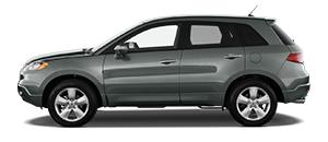 Ремонт и диагностика автомобиля ACURA RDX
