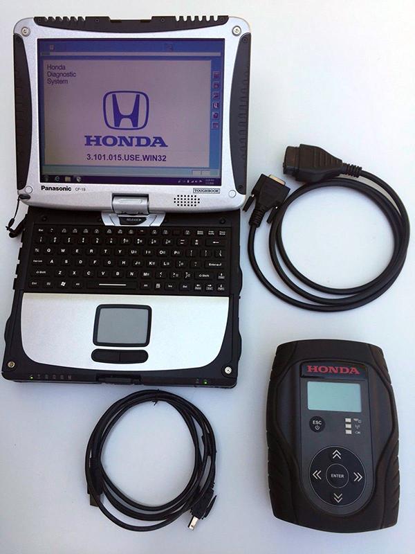 Компьютерная диагностика автомобилей Хонда CR-V