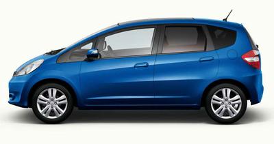 Ремонт и диагностика автомобиля Honda JAZZ 2012