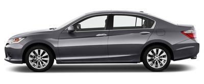 Ремонт автомобиля Honda Accord 2014