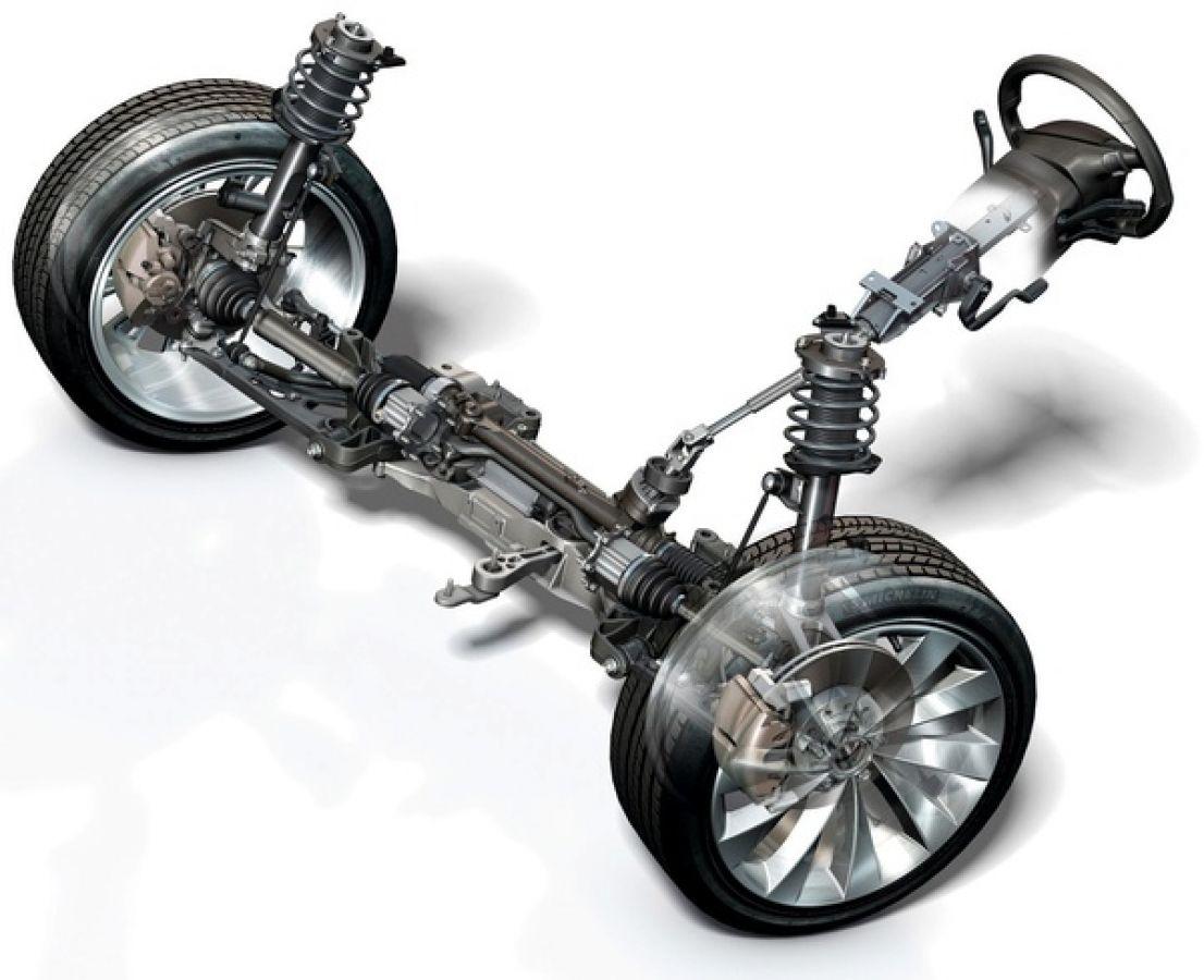 Ремонт рулевого управления Honda CR-V